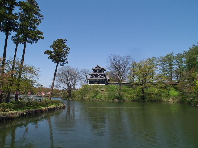 故郷の風景 高田公園のお堀_f0024992_85303.jpg
