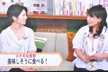 ミートソース茄子&ウインナー弁当とTV出演_b0171098_109851.jpg
