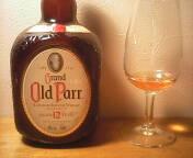 お酒の香りと味/その2・オールドパー12年_c0099300_20102330.jpg