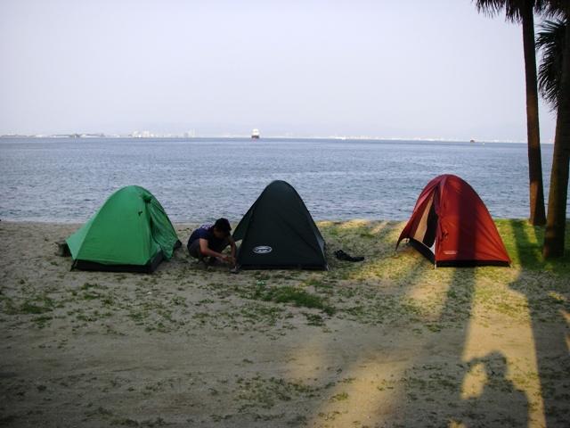 能古島キャンプ_e0014756_21394293.jpg