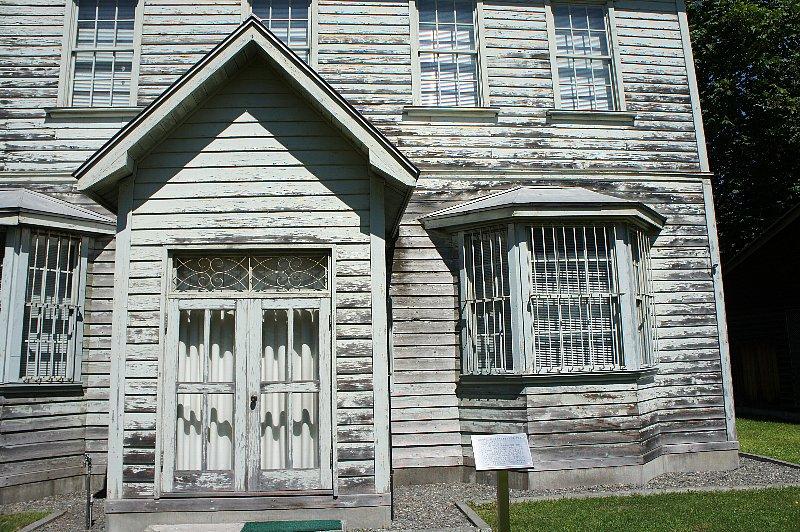 北海道大学農学部植物園 バチェラー記念館_c0112559_131849.jpg