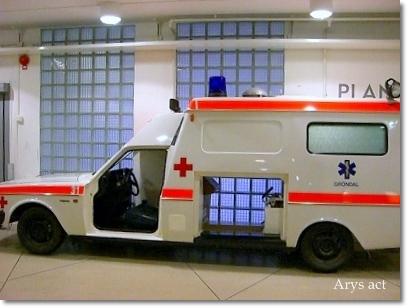 私が見たスウェーデン6 アストリッド・リンドグレン病院_c0243369_1271336.jpg