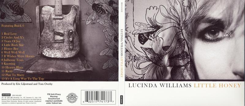 12年5月9日・LUCINDA WILLIAMS_c0129671_12555055.jpg