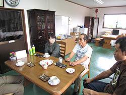 各農家へのホームステイ(農作業実習)_a0208976_16224933.jpg