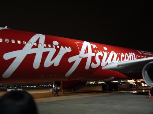バリへの旅(1)―Air Asiaの強さ?!_e0123104_645544.jpg