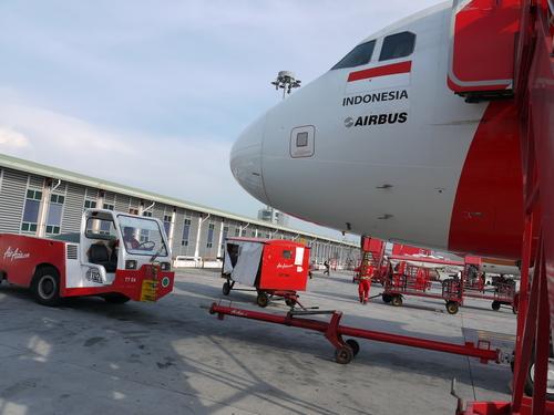 バリへの旅(1)―Air Asiaの強さ?!_e0123104_650526.jpg