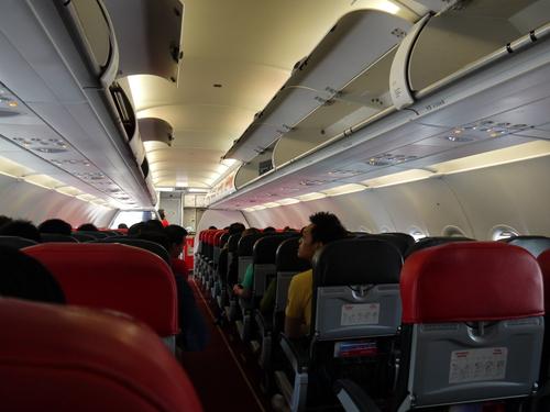 バリへの旅(1)―Air Asiaの強さ?!_e0123104_6514196.jpg