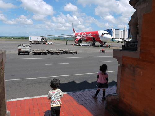 バリへの旅(1)―Air Asiaの強さ?!_e0123104_6523692.jpg