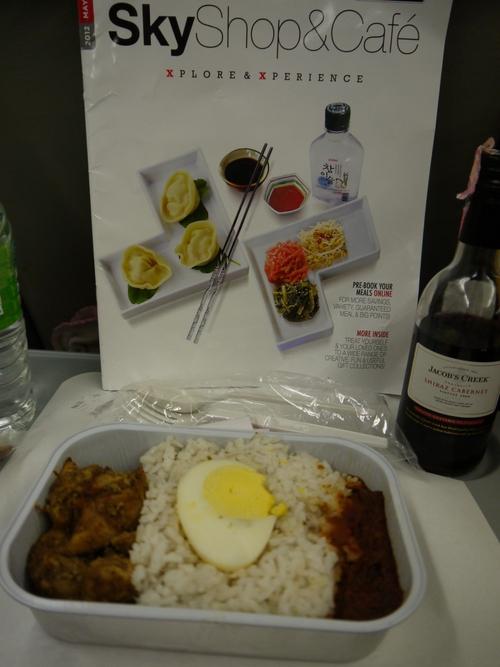 バリへの旅(1)―Air Asiaの強さ?!_e0123104_658512.jpg