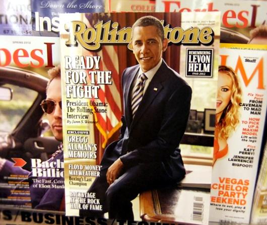 日米の政治家のコミュニケーション力の違い??? オバマ大統領、ローリングストーン誌の表紙に_b0007805_847749.jpg