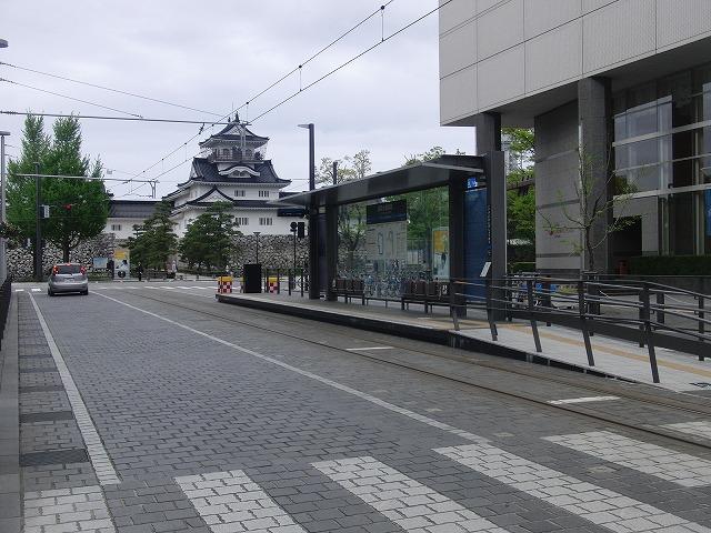 セントラムとポートラム(LRT)が走る街 富山市_f0141310_8225577.jpg