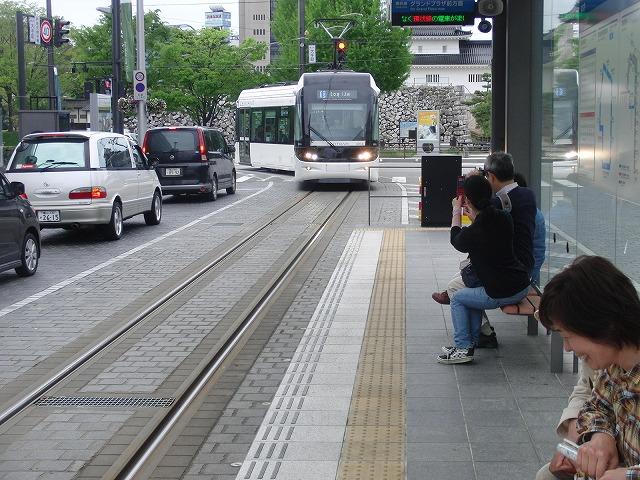 セントラムとポートラム(LRT)が走る街 富山市_f0141310_823238.jpg