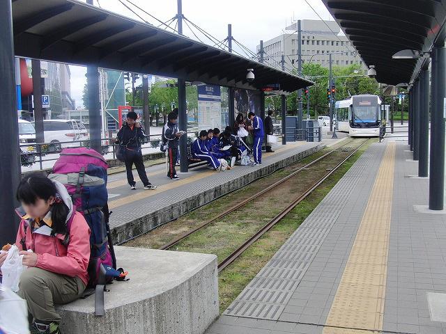 セントラムとポートラム(LRT)が走る街 富山市_f0141310_830090.jpg