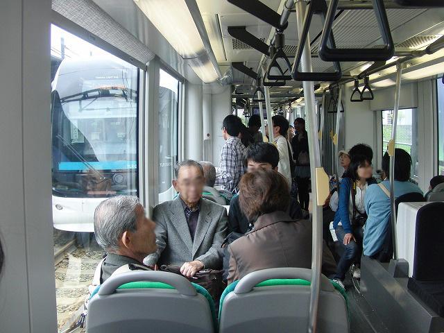 セントラムとポートラム(LRT)が走る街 富山市_f0141310_8312937.jpg