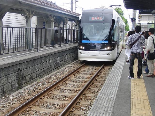 セントラムとポートラム(LRT)が走る街 富山市_f0141310_832947.jpg