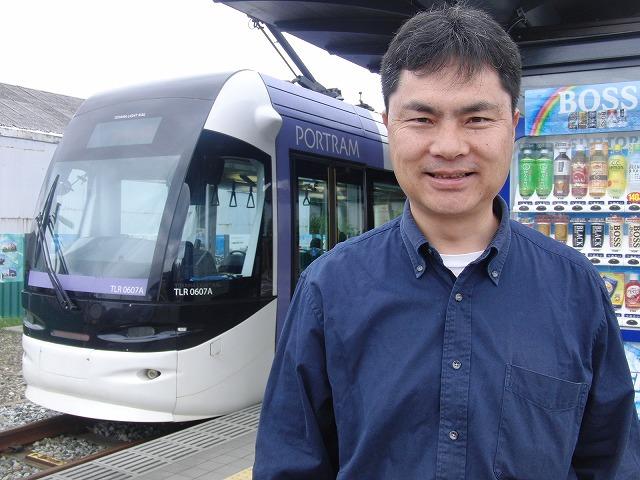 セントラムとポートラム(LRT)が走る街 富山市_f0141310_836587.jpg