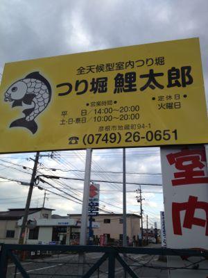 鯉太郎!_e0100021_19485519.jpg