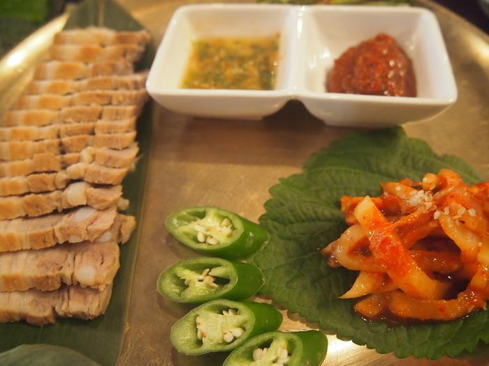 2011 12月 ソウル ⑨3日目 昼食 モダンパプサン_f0062122_113757.jpg