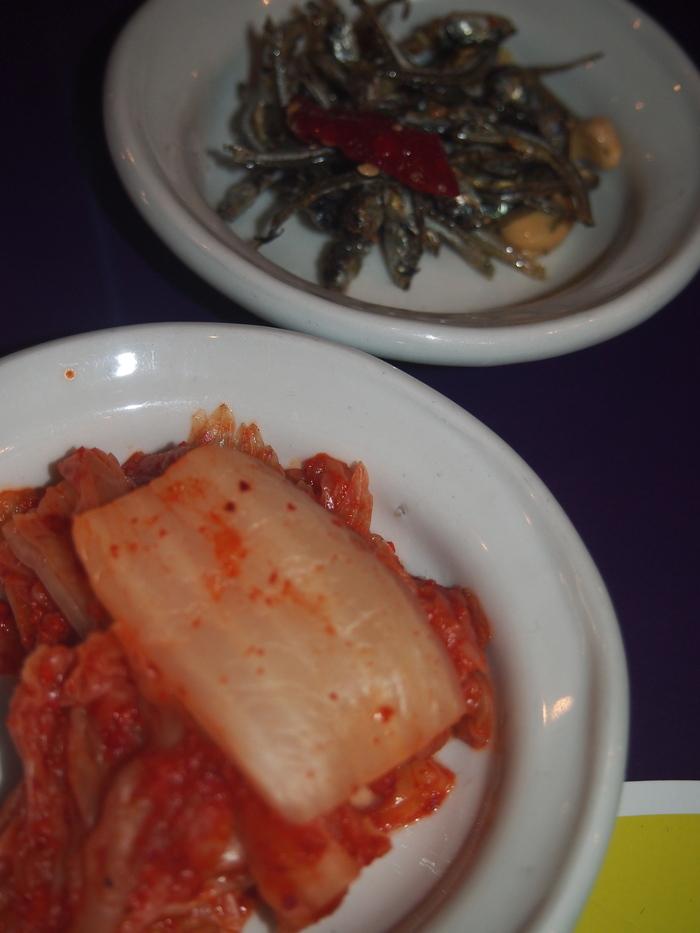 2011 12月 ソウル ⑨3日目 昼食 モダンパプサン_f0062122_1191512.jpg