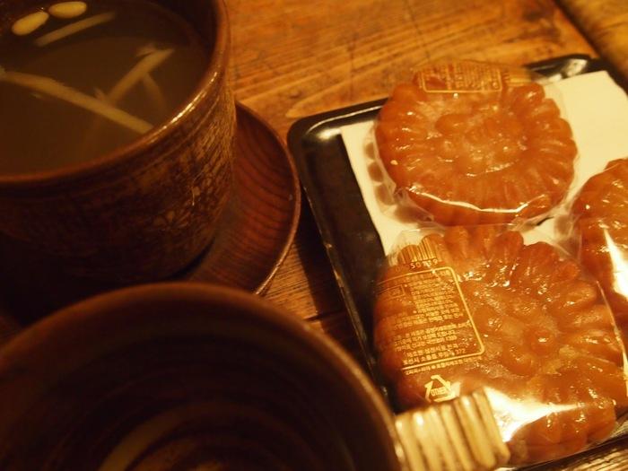 2011 12月 ソウル ⑦ 仁寺洞でお茶_f0062122_1242778.jpg