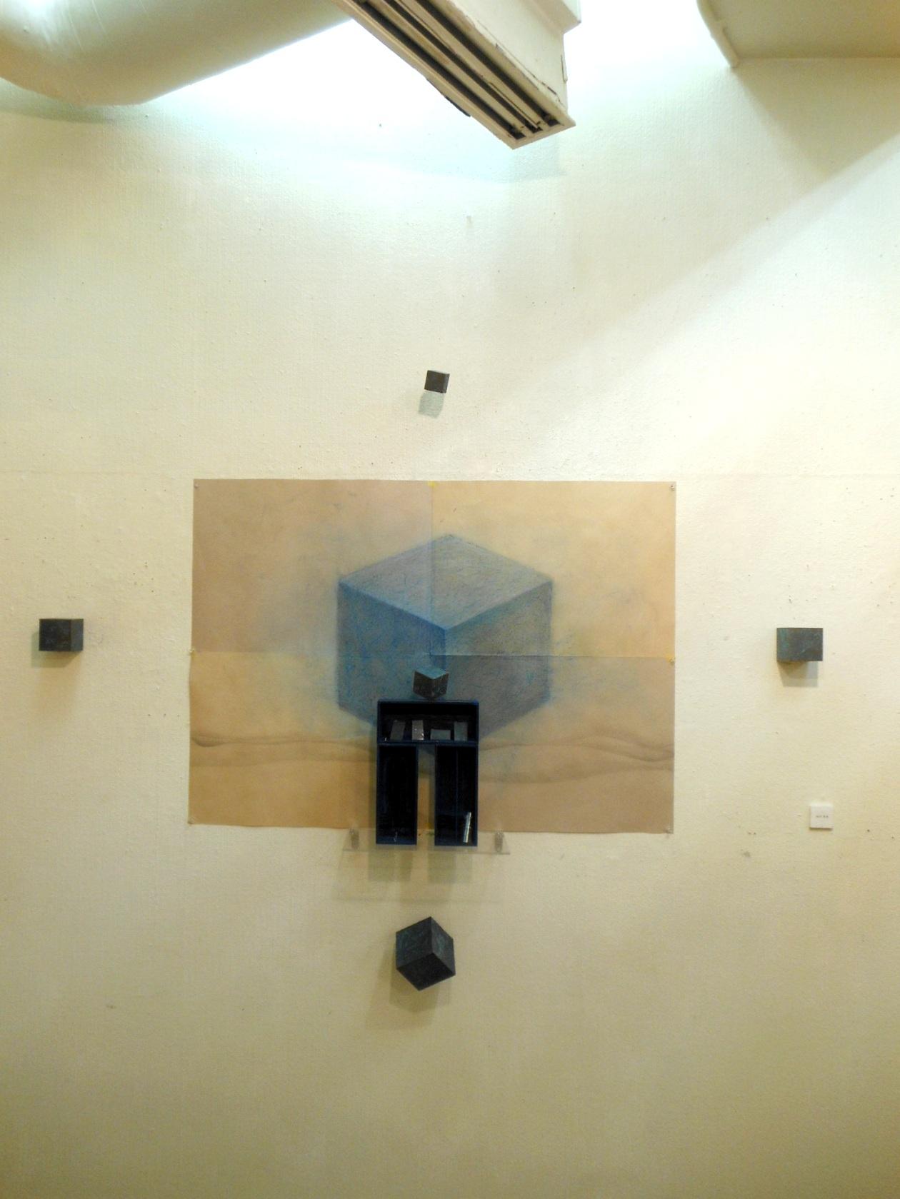 1741)「BOX ART 6 」 たぴお 5月7日(月)~5月12日(土)  _f0126829_9153557.jpg