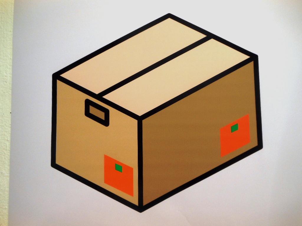1741)「BOX ART 6 」 たぴお 5月7日(月)~5月12日(土)  _f0126829_9583677.jpg