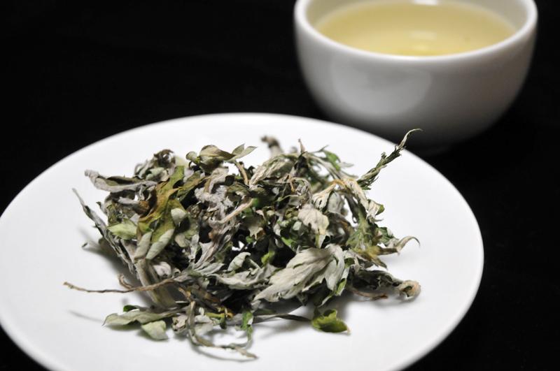 自家製デリシャス:美的よもぎ茶。_d0018646_2335523.jpg