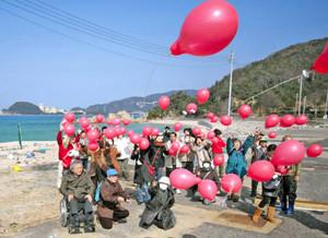 風船飛ばしから始まった関西電力本店前アクション-4_f0197754_1303672.jpg