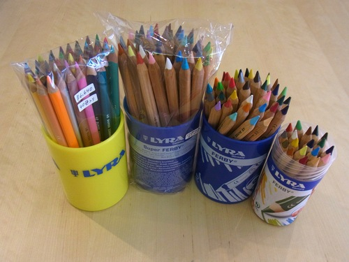 LYRA社ファルビー色鉛筆の廃番色について_a0121669_1158991.jpg