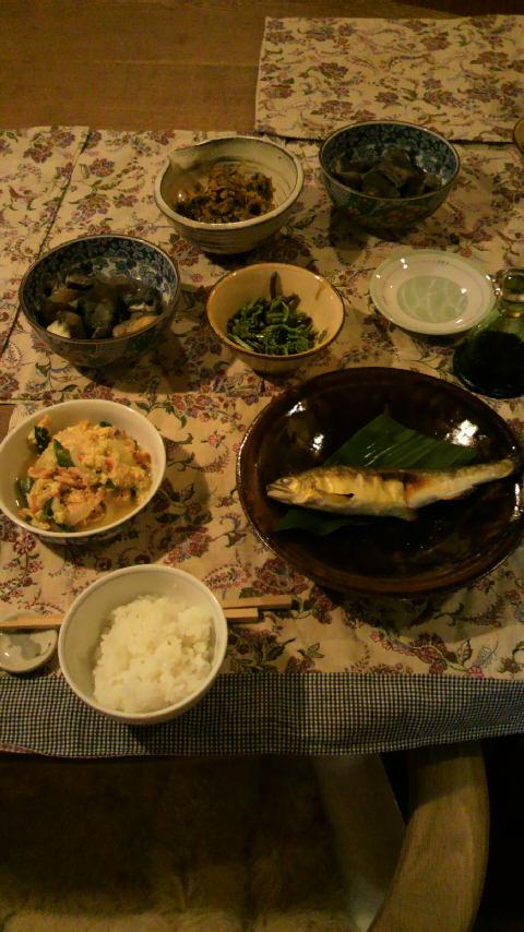 今日の夕食は幸せメニュー_f0052181_21583880.jpg
