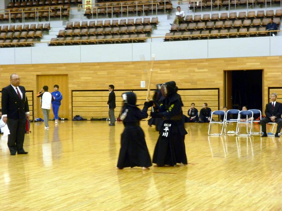 泰斗と虎ノ介の剣道試合です。_f0150893_19102268.jpg