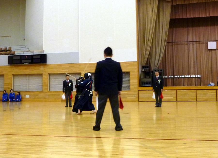 泰斗と虎ノ介の剣道試合です。_f0150893_1913533.jpg