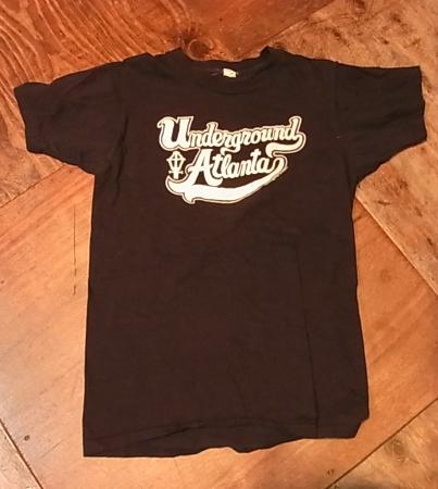 5月12日(土)入荷商品!70'S UNDERGROUND ATLANT Tシャツ!_c0144020_14384747.jpg