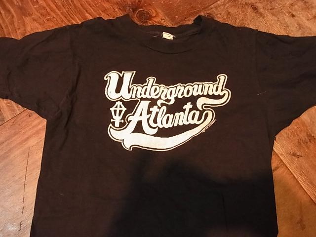 5月12日(土)入荷商品!70'S UNDERGROUND ATLANT Tシャツ!_c0144020_1438497.jpg