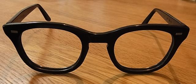 ビンテージ シュロン眼鏡フレーム&U.S.Sミリタリーフレーム。_c0144020_14555489.jpg