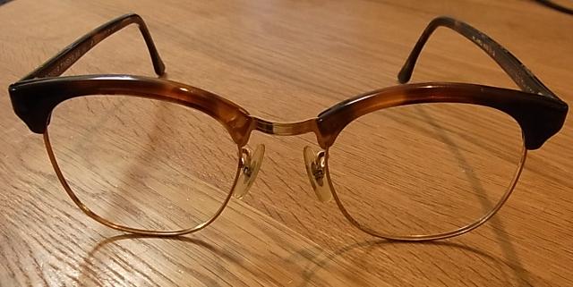 ビンテージ シュロン眼鏡フレーム&U.S.Sミリタリーフレーム。_c0144020_1456462.jpg