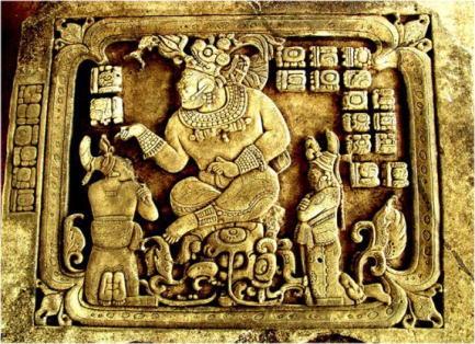マヤ数学がユネスコ無形遺産へ!洞窟壁画も発見_b0213435_23553140.jpg
