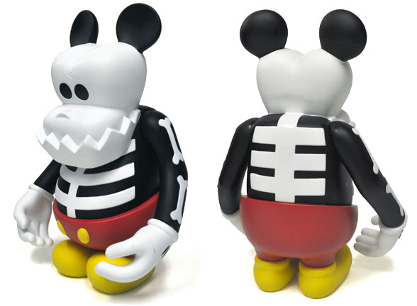 BxH Skull Kun Mickey、近日入荷_a0077842_894042.jpg