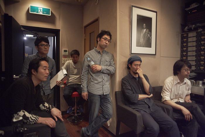 「スガダイロー・志人」5月8日にアルバム最終録音終了しました!! _d0158942_13472449.jpg