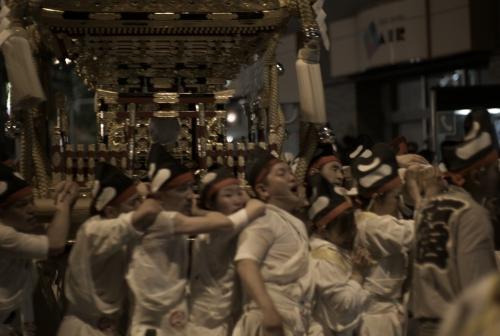 府中 くらやみ祭 神輿渡御(5)_e0129750_18111011.jpg