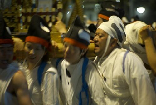 府中 くらやみ祭 神輿渡御(5)_e0129750_18115231.jpg