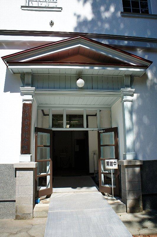 北海道大学農学部植物園 宮部金吾記念館_c0112559_1361782.jpg