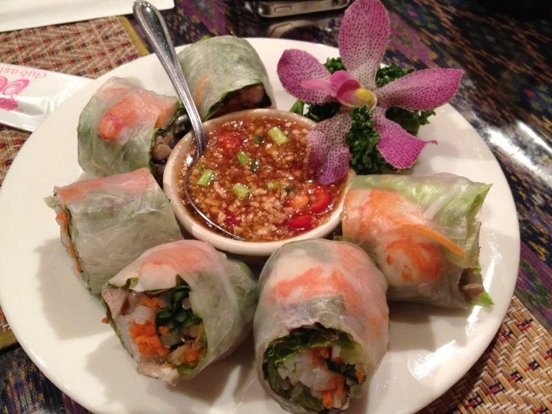 恵比寿のタイ料理 ✩MAI-THAI_c0151965_14374010.jpg