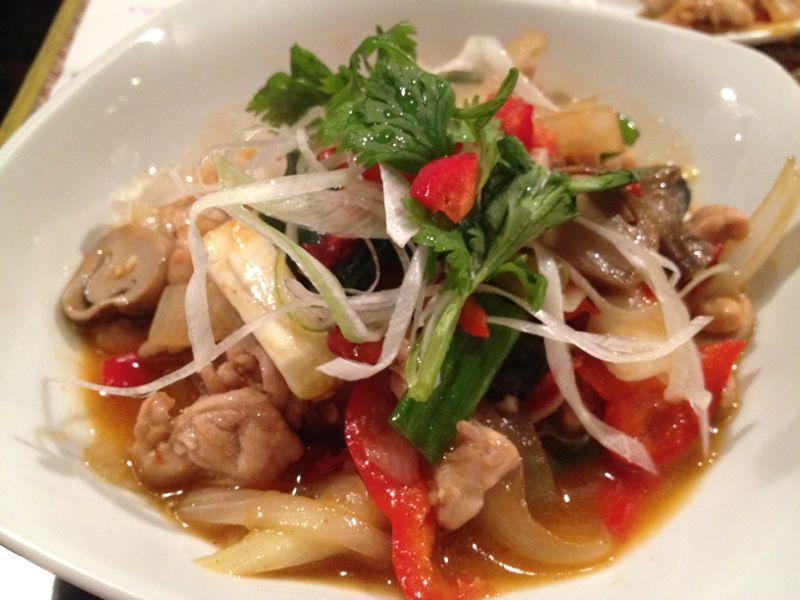 恵比寿のタイ料理 ✩MAI-THAI_c0151965_1437481.jpg