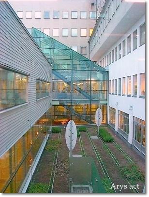 私が見たスウェーデン7 ソーデル病院_c0243369_1812069.jpg