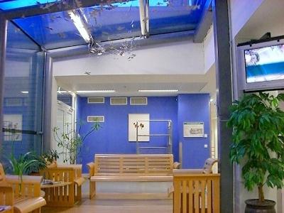 私が見たスウェーデン7 ソーデル病院_c0243369_1818339.jpg