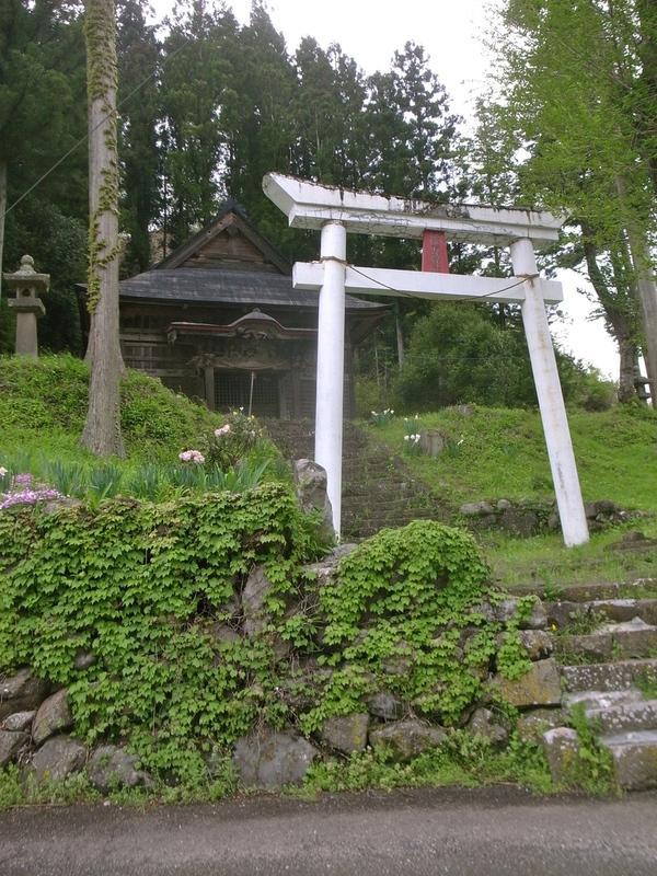 5月6日 野栗古道ハイキング 開催しました。が・・・_b0209774_18383718.jpg