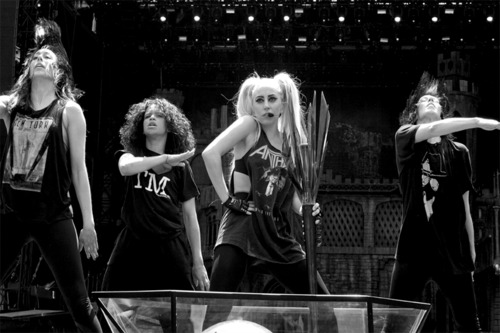 THE BORN THIS WAY BALL_f0111683_44582.jpg