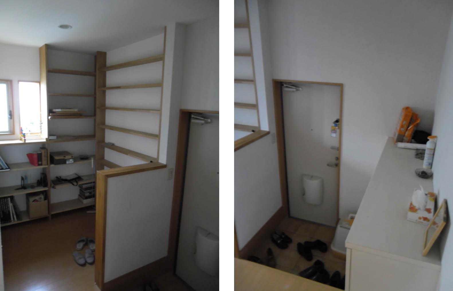 白い家 つづき_f0171785_17294457.jpg