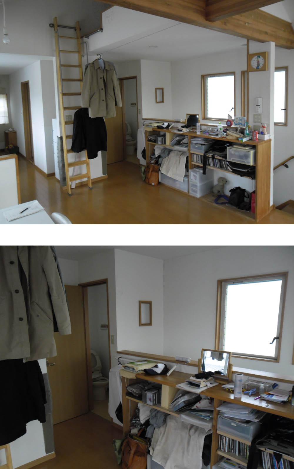 白い家 つづき_f0171785_17555576.jpg